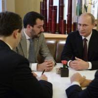 Fondi russi alla Lega: indagato Gianluca Savoini, l'uomo di Salvini per i rapporti con il...