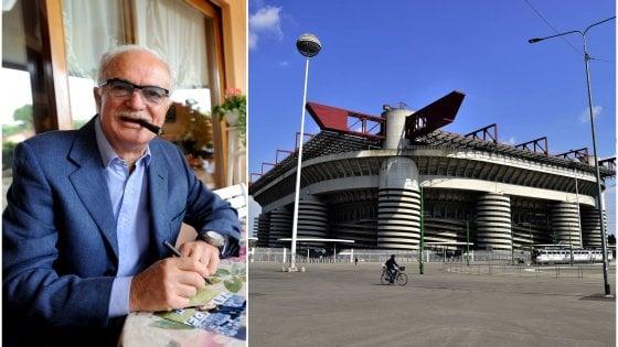 """Abbattere San Siro? Sandro Mazzola: """"Mi viene da piangere, in quello nuovo non ci porterò mai i miei nipoti"""""""