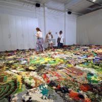 Accademia aperta: nelle aule di Brera in mostra le opere degli studenti