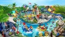 A Gardaland nasce il parco acquatico con i mattoncini Lego
