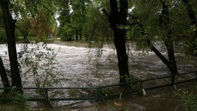 Arriva il maltempo in tutta la Lombardia allerta per i fiumi Lambro e Seveso
