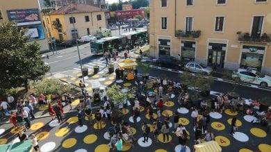 Più verde e meno auto: da NoLo a Corvetto aumentano le piazze modello living