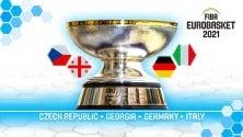 Europei 2021, al Forum le gare di uno dei gironi