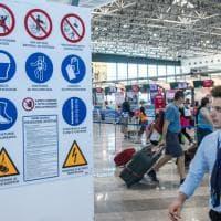 Malpensa si prepara alla chiusura di Linate: cantieri al terminal 1 per l'affluenza straordinaria di viaggiatori
