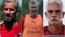 """""""Gli allenamenti ci distruggono"""": i giocatori del Milan e le foto invecchiate con FaceApp"""
