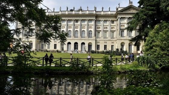 Milano: Villa Reale apre i suoi giardini, fino a oggi vietati agli adulti