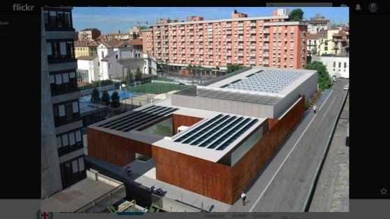 Milano, arriva una nuova piscina nella città dei Giochi 2026