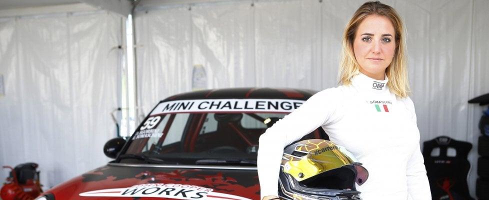 I traguardi di Rachele, la campionessa di rally che corre contro la fibrosi cistica