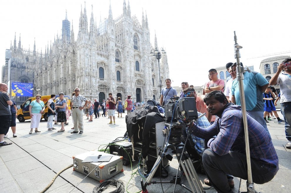 Milano set ideale: pioggia di richieste per film, spot e servizi fotografici