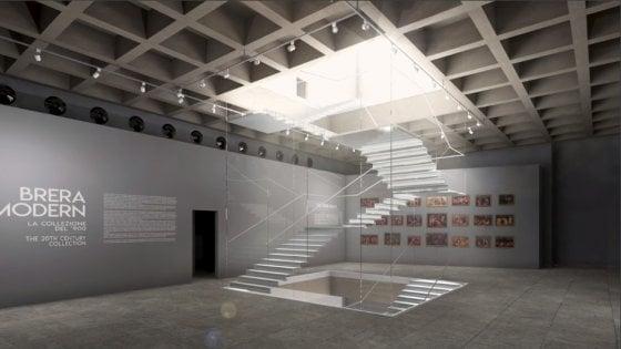 Milano, il Mibac dà l'ok al progetto di Bradburne per Palazzo Citterio