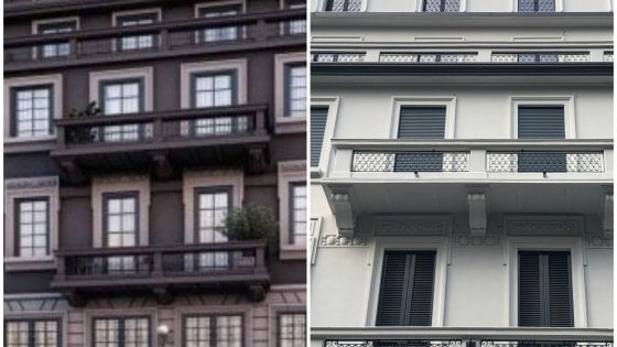 """Milano, il palazzo è """"scolorito"""": il progetto in nero di via Farneti è diventato quasi bianco"""