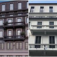 Milano, il palazzo è