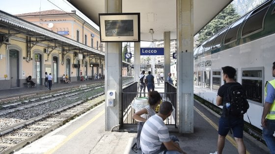 Trasporti, guasti sulla linea ferroviaria Milano-Lecco-Tirano: disagi per i turisti