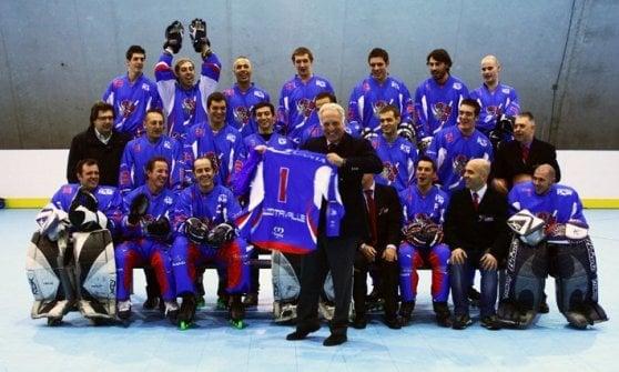 Morto Umberto Quintavalle, patron delle agenzie Quanta e della squadra di hockey: il cordoglio dello sport