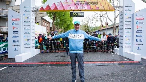 """Felice Gimondi, il saluto della sua Bergamo: """"Con la tua bici ci hai portati nel mondo"""""""