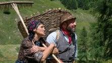 Un tuffo nel passato: a Livigno la tradizionale festa contadina del fieno