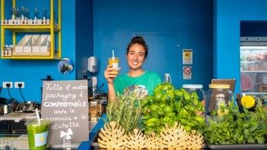 """Più di cento bar e negozi plastic free: """"Ok per l'ambiente e il cliente ci premia"""" ·   Foto"""