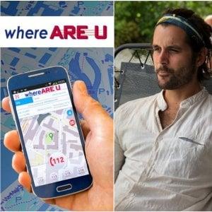 Turista francese morto, boom di download della app salvavita 'Where are U'