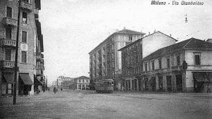 Milano com'era, Milano com'è: via Giambellino