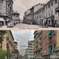 Milano com'era, Milano com'è: corso San Gottardo