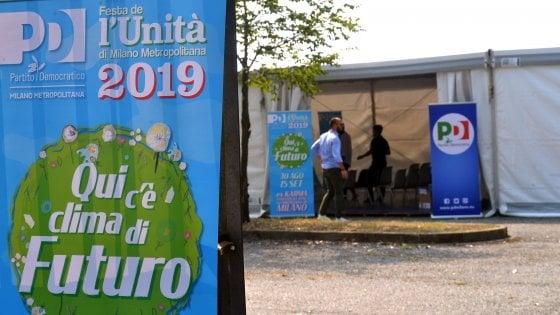 Festa dell'Unità a Milano: plastic free, in uno spazio dismesso e con 470 ospiti (ma non ci saranno Renzi e gli M5S)