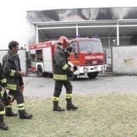 Incendio nella ditta di rifiuti di Codogno: la procura di Lodi indaga sull'ipotesi dolosa