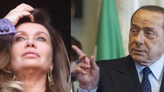 """Silvio Berlusconi vince anche in Cassazione contro Veronica Lario: """"L'ex moglie restituisca l'assegno del divorzio"""""""