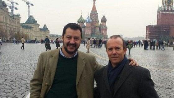 """Moscopoli, Savoini chiede al Riesame la restituzione del cellulare: """"File audio inutilizzabili"""". Ma la procura di Milano insiste"""