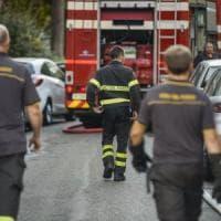 Incendio in una fonderia della Bergamasca: ustionato un operaio