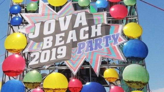 Jova Beach Party a Linate, tappa ideale per l'inno a difesa dell'ambiente