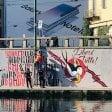 """Cancellato di nuovo il murale per Dax in Darsena Il sindaco: """"Troveremo  uno spazio definitivo"""""""