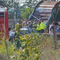 Incidenti sul lavoro, quattro morti nel Pavese: annegati in una vasca di liquami titolari e dipendenti di un'azienda agricola