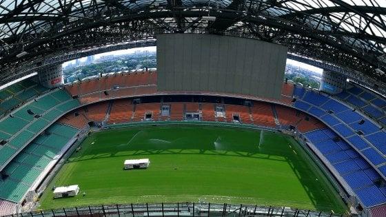 """San Siro, il sindaco Sala: """"Siamo disposti a cedere lo stadio a Inter e Milan, ma le squadre decidano cosa fare"""""""