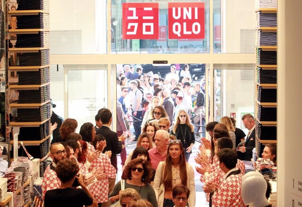 Milano: apre Uniqlo il colosso giapponese della moda