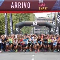 Milano, da City Life al Duomo tutti di corsa per la Salomon Running