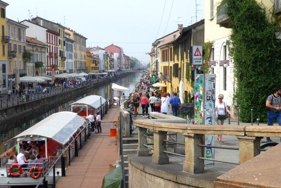La domenica dei milanesi: sport e relax sui Navigli e alla Darsena