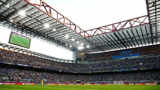 """Inter e Milan confermano """"San Siro non si può salvare"""""""