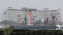 Jova Beach Party a Linate: è quasi pronto il maxi palco per il concerto