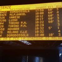 Milano, guasto agli impanti di circolazione: stazione Garibaldi in tilt