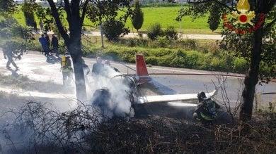 Cade ultraleggero nei pressi dell'aeroclub di Orio al Serio: un morta una ragazzina