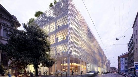 Milano, facciate in vetro e una corte verde: la sede Allianz di Gio Ponti diventa un campus urbano
