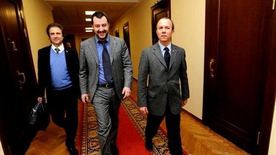 """Moscopoli, il Riesame su Savoini: """"Da audio chiaro che parte dei soldi erano destinati alla Lega per le Europee"""""""