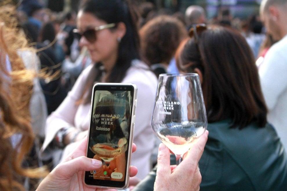 La festa del vino a Milano: la Wine week invade la città