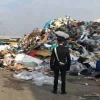 Rifiuti, 3.500 tonnellate stoccate illecitamente in un impianto nel Varesotto