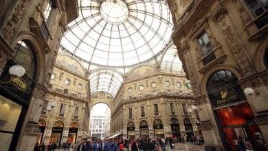 L'asta record in Galleria per il negozio Tim: rilanci da 50mila euro ogni tre minuti