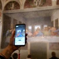 Il Cenacolo di Leonardo sbarca online: sito web, app e più social