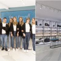 Il colosso di Zara apre a Como il primo negozio italiano del progetto for&from: