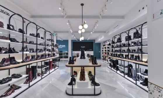 Il colosso di Zara apre a Como il primo negozio italiano del