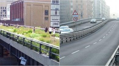 Il cavalcavia Monteceneri come la High Line di New York: la proposta è bipartisan