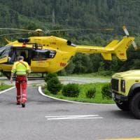 Scontro fra Tir, un morto sull'autostrada 21 nel Bresciano